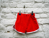 Red-vintage-sponge-track-pants-for-boy