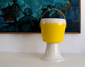 Vintage-70s-ice-bucket-pedestal-cool