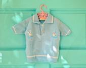 Vintage-boys-rocking-horse-embroidered