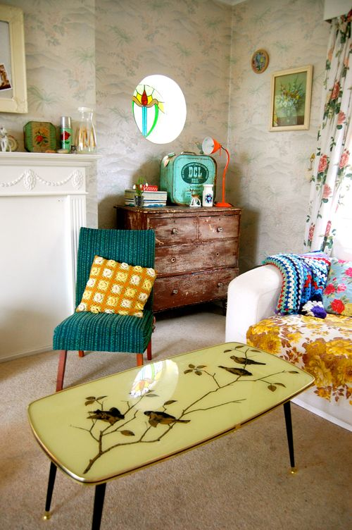 retro interior inspiration