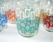 Retro-60s-set-large-six-shot-glasses
